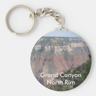 Grand Canyon North Rim Keychain