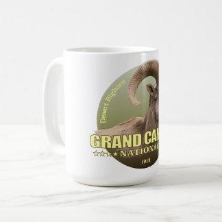 Grand Canyon NP (bighorn) WT Coffee Mug