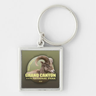Grand Canyon NP (Bighorn) WT Keychain