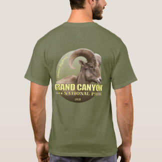 Grand Canyon NP (bighorn) WT T-Shirt