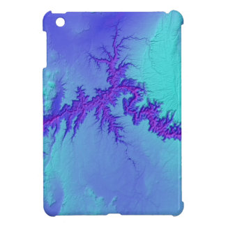 Grand Canyon of Arizona- Bright Nebula Style iPad Mini Cover