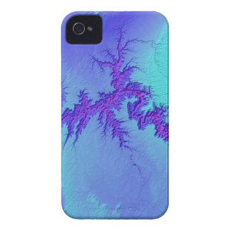Grand Canyon of Arizona- Bright Nebula Style iPhone 4 Case-Mate Cases