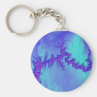 Grand Canyon of Arizona- Bright Nebula Style Keychain