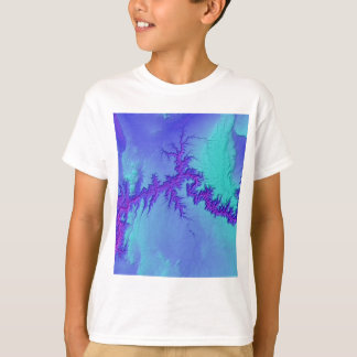 Grand Canyon of Arizona- Bright Nebula Style T-Shirt