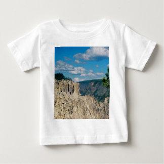 Grand Canyon of Yellowstone Baby T-Shirt