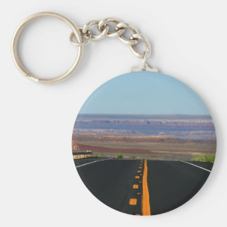 Grand Canyon Open Road Keychain