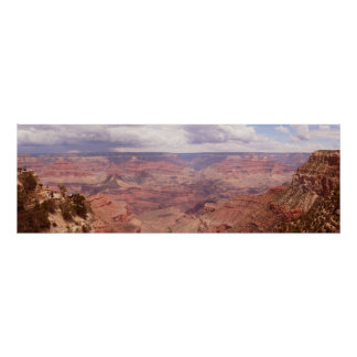 Grand Canyon Panoramic View Poster
