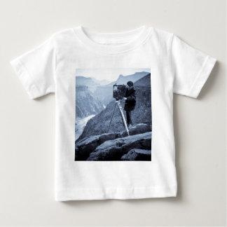 Grand Canyon Photographer Large Movie Camera Baby T-Shirt