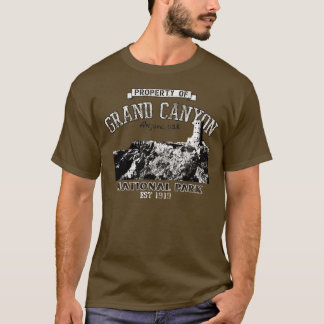 Grand Canyon Property Of T-Shirt