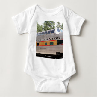 Grand Canyon Railway carriage, Arizona Baby Bodysuit