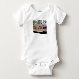 Grand Canyon Railway carriage, Arizona Baby Onesie