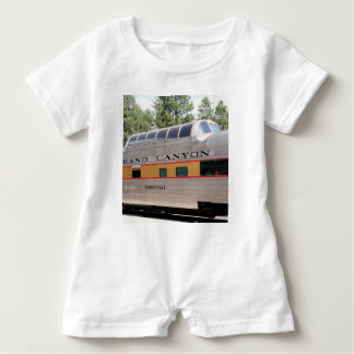Grand Canyon Railway carriage, Arizona Baby Romper
