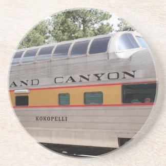 Grand Canyon Railway carriage, Arizona Coaster