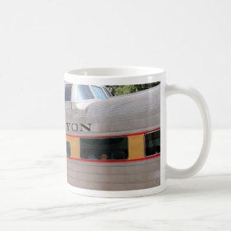 Grand Canyon Railway carriage, Arizona Coffee Mug