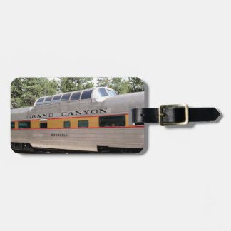 Grand Canyon Railway carriage, Arizona Luggage Tag