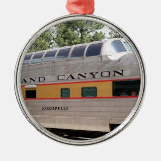 Grand Canyon Railway carriage, Arizona Metal Ornament