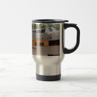 Grand Canyon Railway carriage, Arizona Travel Mug