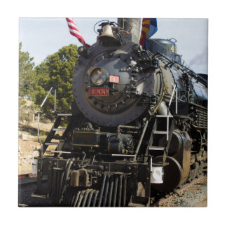 Grand Canyon Railway steam engine 4960 Tile