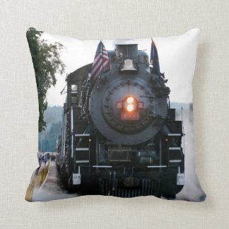 Grand Canyon Railway Throw Pillow