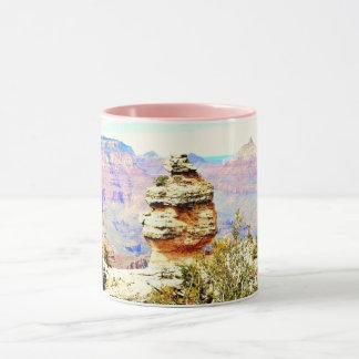 Grand Canyon Rock Combo Mug