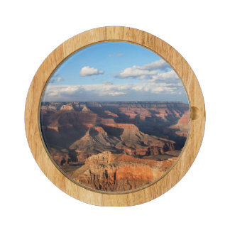 Grand Canyon seen from South Rim in Arizona Rectangular Cheese Board