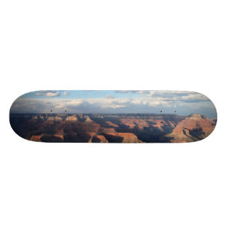 Grand Canyon seen from South Rim in Arizona Custom Skateboard