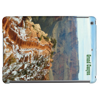 Grand Canyon South Kaibab Trail Catwalk Cover For iPad Air
