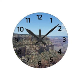Grand Canyon - South Rim Round Clock