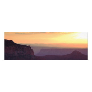Grand Canyon Sunrise Panorama Art Photo