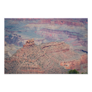Grand Canyon The Battleship Photo Print
