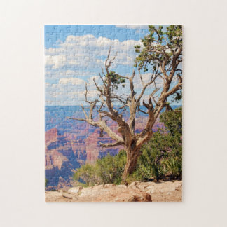 Grand Canyon tree puzzle 11x17