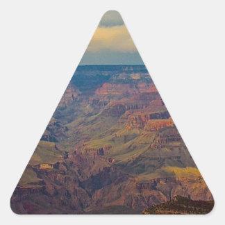 Grand Canyon Triangle Sticker