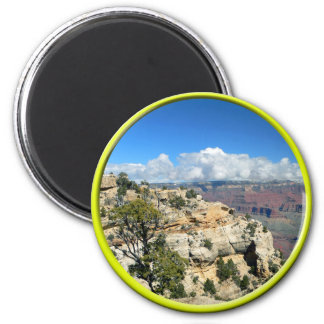 Grand Canyon View 2 Magnet
