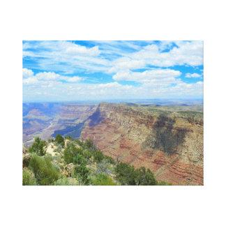 Grand Canyon Views Canvas Print