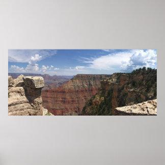 Grand Canyon Views Poster