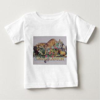 Grand Canyon Wildlife Baby T-Shirt