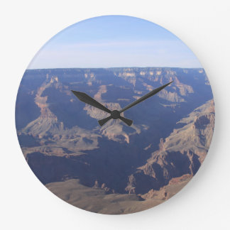 Grand Canyon With Blue Sky Clock