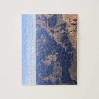 Grand Canyon With Blue Sky Jigsaw Puzzle