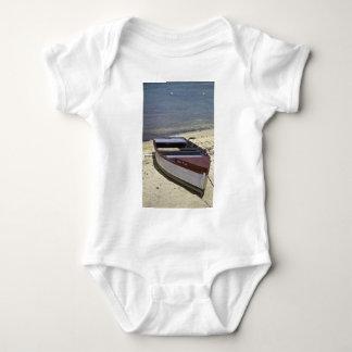 Grand Cayman Boat Baby Bodysuit