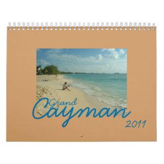 GRAND CAYMAN CALENDARS