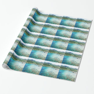 Grand Cayman Coral Reef Wrapping Paper