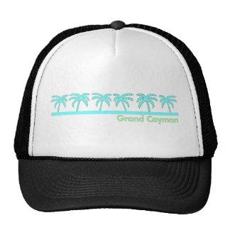 Grand Cayman Mesh Hats