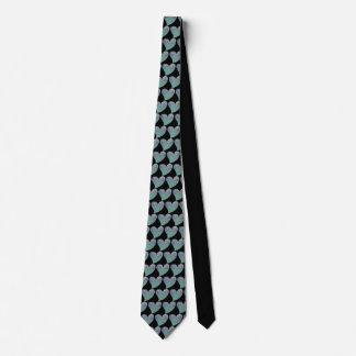 Grand Cayman Heart Tie