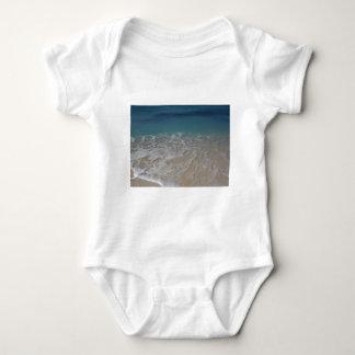 Grand Cayman Island Beach Baby Bodysuit