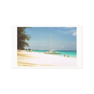Grand Cayman Island Canvas Print