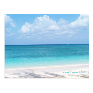 Grand Cayman Island Postcard