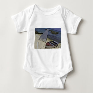 Grand Cayman Islands Baby Bodysuit