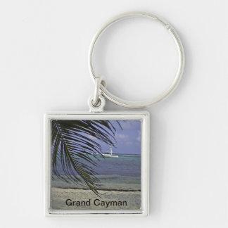 Grand Cayman Key Chain