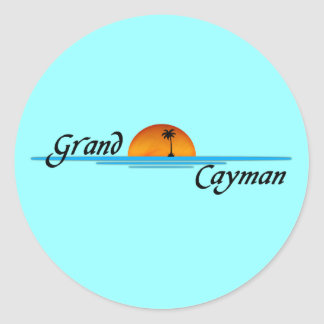 Grand Cayman Sticker