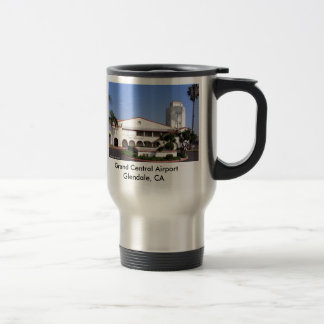Grand Central Color, Grand Central AirportGlend... Travel Mug